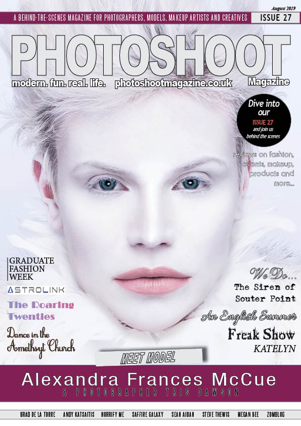 ISSUE 27_AUGUST 2019_FRONT COVER_NATURAL LIGHT STUDIO - TRIS DAWSON